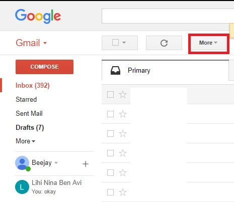 Mark all Emails On Gmail - Tips When Using Gmail.