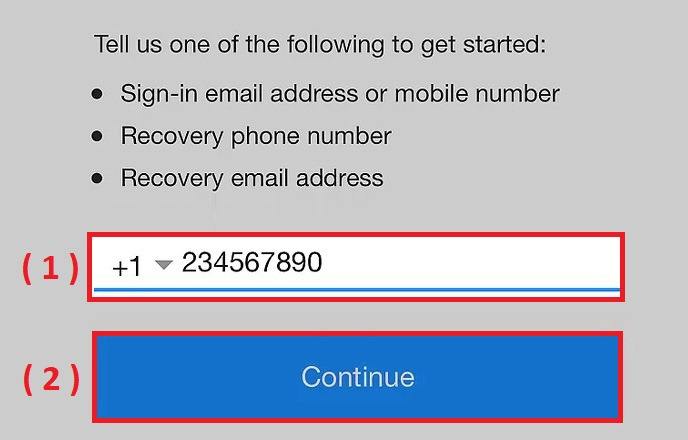 Reset Yahoo Mail Password On Mobile - E - mail tips and tricks
