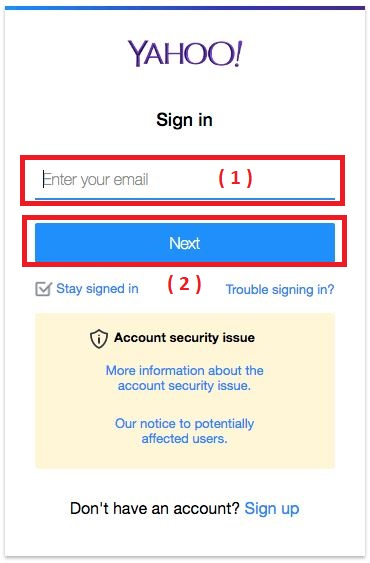 Delete Yahoo mail account - E - mail tips and tricks
