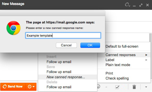 how to create email templates in gmail - e