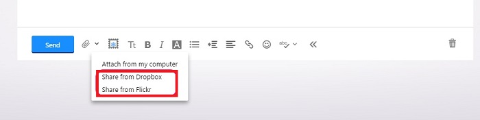 How To Send Attachments In Yahoo Mail - E - mail tips and tricks